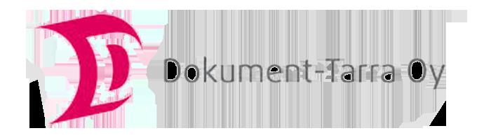 Dokument-Tarra Oy logo